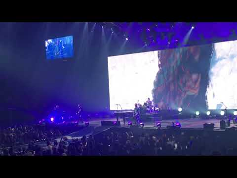 Fall Out Boy - The Last Of The Real Ones live - TD Garden, Boston, MA - October 27, 2017