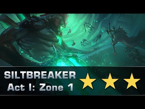 Dota 2 Siltbreaker: Act I - Howling Weald (Zone 1) - How to