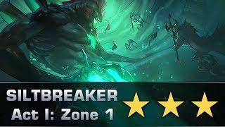 Dota 2 Siltbreaker: Act I - Howling Weald (Zone 1) - How to get 3 stars