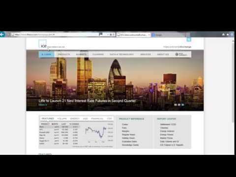 Using Webice to recreate OilTraderPro com Trades