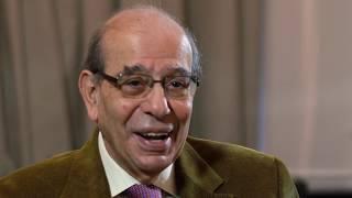 لقاء مع فارس يواكيم بمناسبة الدورة 2018 لجائزة الشيخ حمد للترجمة والتفاهم الدولي