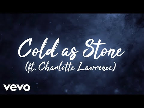 Kaskade - Cold as Stone (Lyric Video) ft. Charlotte Lawrence
