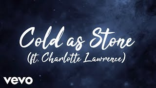 Kaskade - Cold as Stone ft. Charlotte Lawrence (Lyric Video)