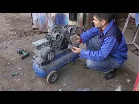 Т. О. Покрасочного компрессора