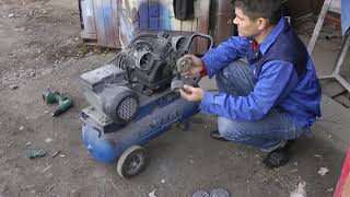 видео белорусский компрессор