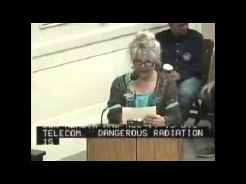 Citizen Testimony at Berkeley 11/18/2014 on cell phone ordinance