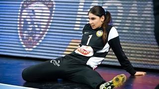 Армянская принцесса гандбола
