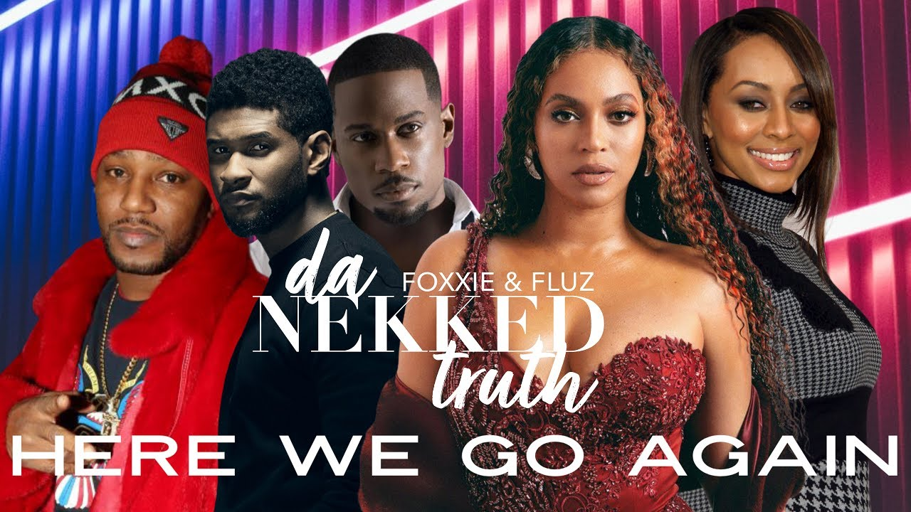 DNT LIVE - Here We Go Again - DMX, Derrick Jaxn Vs. Camron, Keri Hilson, Beyonce, Usher
