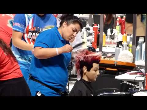 OMC Hairworld (World Championship) | Hair & Beauty 2014 in Frankfurt