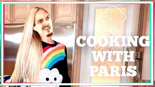 DAS BESTE / DÜMMSTE KOCHVIDEO IM INTERNET! [Cooking with Paris - React]