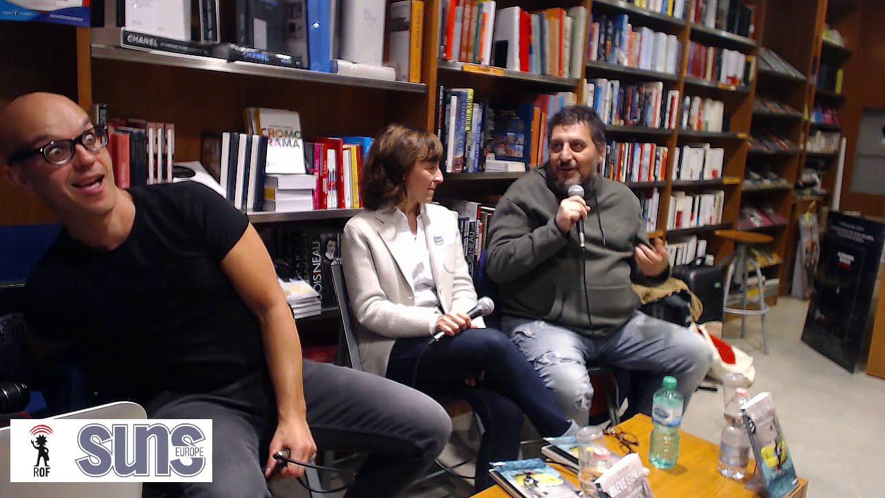 I Fratelli Lugosi @ Libreria Moderna Udinese - YouTube