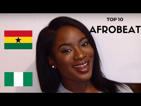 MY TOP 10 FAVORITE AFROBEATS SONGS 2017 !