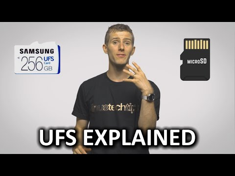 What is Universal Flash Storage? (UFS)