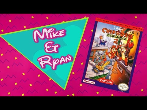 Chip 'n Dale Rescue Rangers 2 - The Disney Afternoon Collection - Mike & Ryan