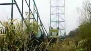 Montanha Russa - Six Flags