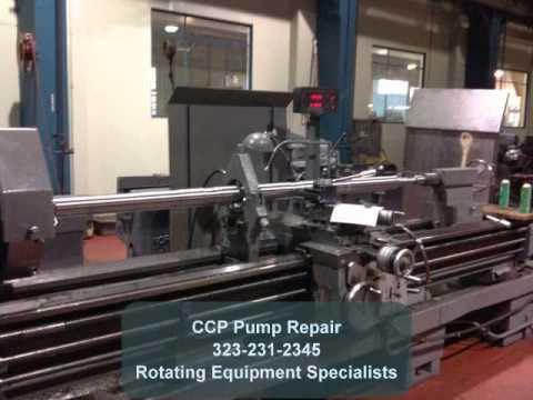 California Centrifugal Pump Inc. - Pump Repair Est 1978