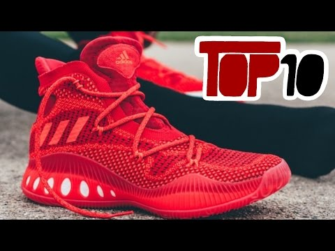 Top 10 Adidas Basketball Shoes of 2016