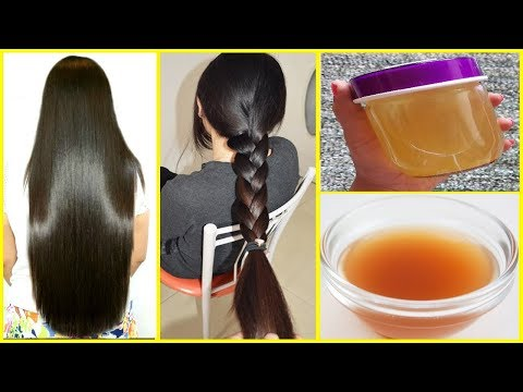 How to Grow Long Thicken Hair with Apple Cider Vinegar - World's Best Remedy for Hair Growth