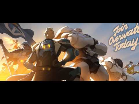 Overwatch - ''Are You With Us'' Cinematic Teaser (Japan) ~ Blizzard Entertainment