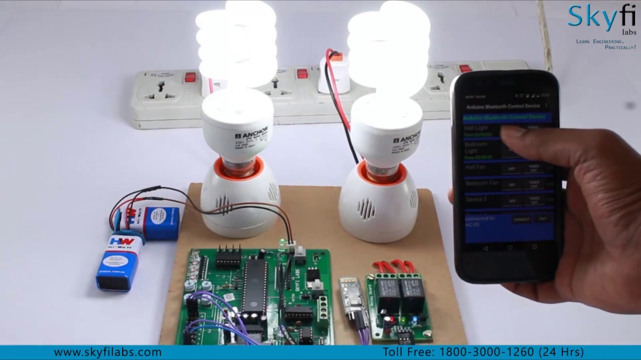 Learn To Build An Electrical  Eee  Project On Home