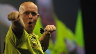 🎯 Michael van Gerwen 🎯 All 28 PDC Major Trophies 🎯 2012 2018