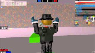 [Roblox] mort Run - épisode 1