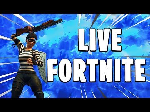 LIVE DÉTENTE SUR FORTNITE BATTLE ROYALE !!!