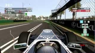 F1 2011 Gameplay Ita PC Gara #1 Albert Park -Una Buona Pasqua Da Melbourne-