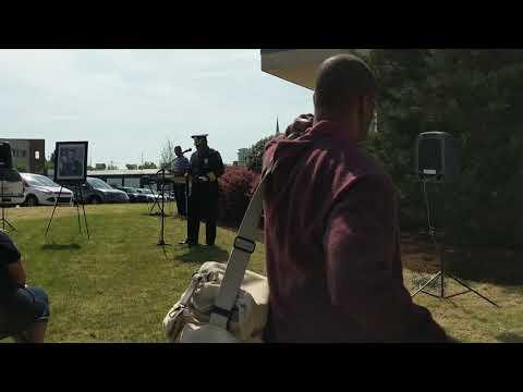 Spartanburg PD Remembers Officer Jason Harris