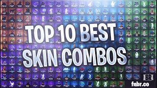 Top 10 *BEST* Fortnite Skin Combos