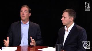 Peter Thiel and Andy Kessler on the state of technology and innovation