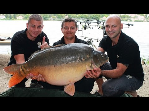 Big Fish! The SBS SziKo Team in competition mode