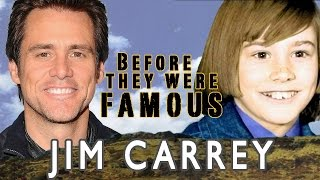 Jim Carrey - Before They Were Famous