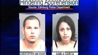 Couple Wanted For Murder Arrested