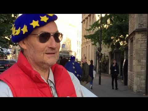 Peoples Vote - March October 20th - Choking on Brexit