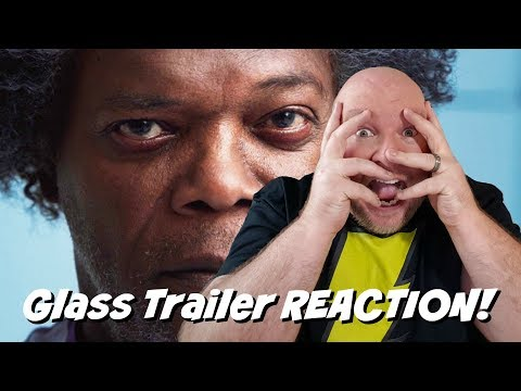 Glass Trailer REACTION