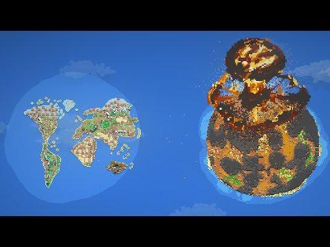 TWO WORLDS AT WAR - WorldBox