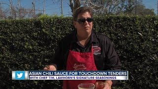 Super Bowl Party Recipe: Asian Chili Dipping Sauce For Touchdown Tenders