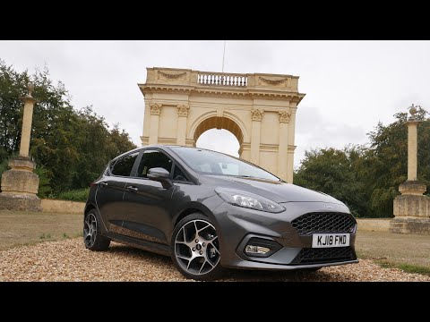 NEW 2018 Ford Fiesta ST Review - Its the ultimate hot hatch