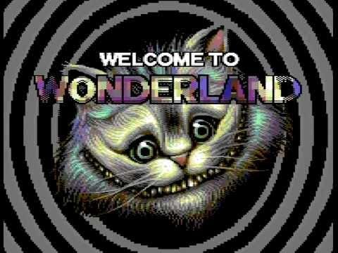 Censor Design - Wonderland XII - Real C64, 8580 SID