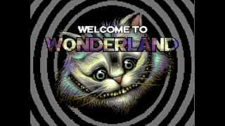 Censor Design - Wonderland XII - Real C64, 8580 SID
