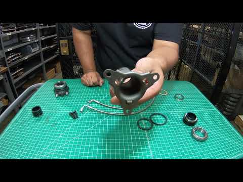 Clutch Masters || Parts Breakdown || Honda S2000 AP1 & AP2 Hydraulic bearing
