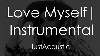 Love Myself - Hailee Steinfeld (Acoustic Instrumental)