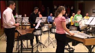 Wake up MOMO!!! for percussion ensemble (complete version)