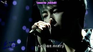 Cover images Kim Jaejoong - SIGN (Sub Español & English) live