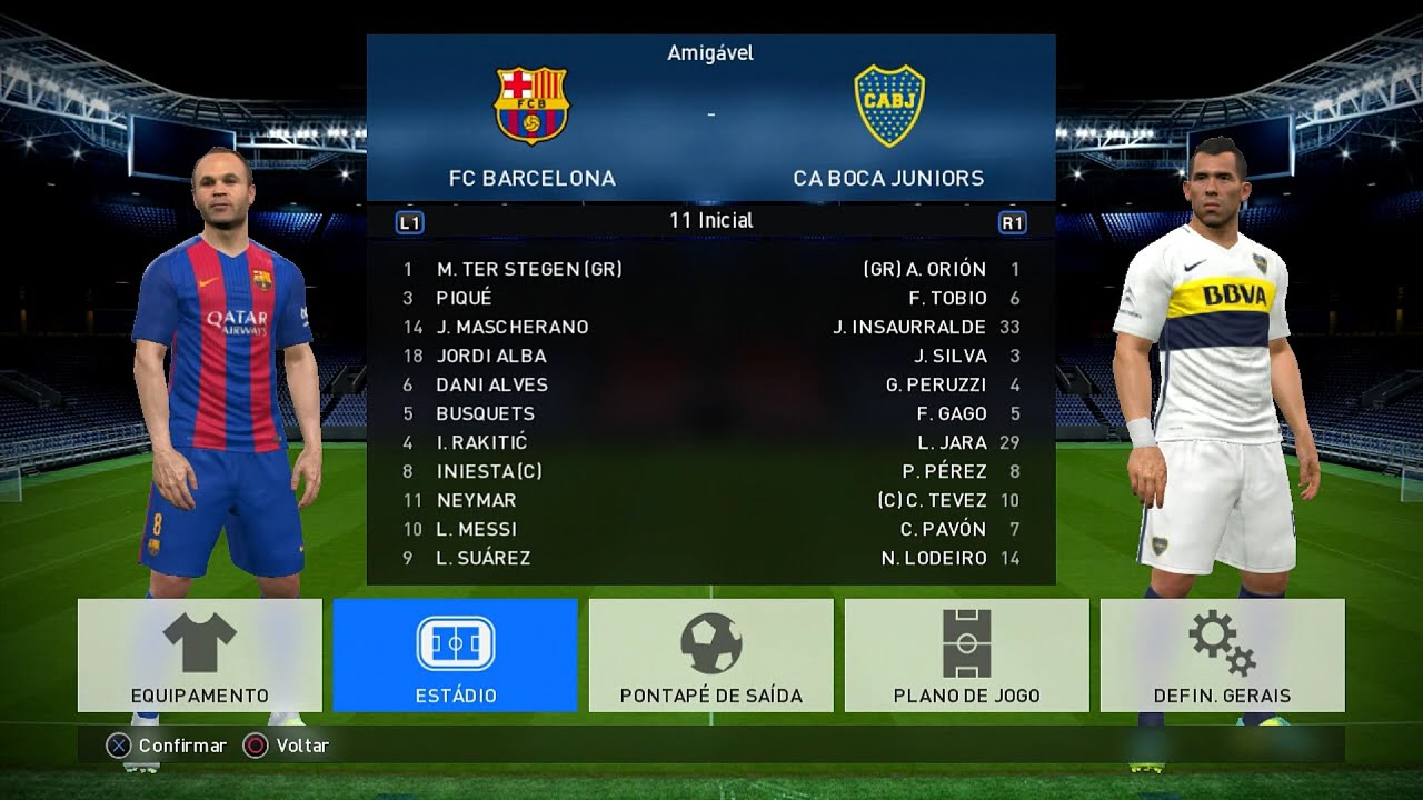 barcelona vs boca juniors - photo #18