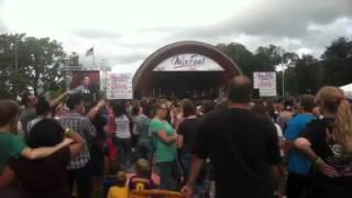 Andy Grammer Mixfest 2012