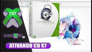 Ativando Corel x7!!! (Atualizado 2018)