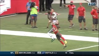 Robby Anderson vs Brent Grimes (2017) | WR vs CB Highlights