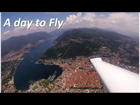 One day to fly
